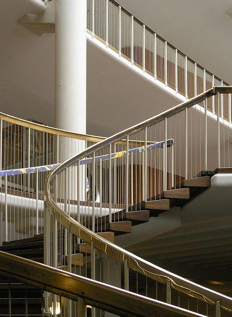 Best Arne Jacobsen Amazing Stair Arne Jacobsen Aarhus 400 x 300
