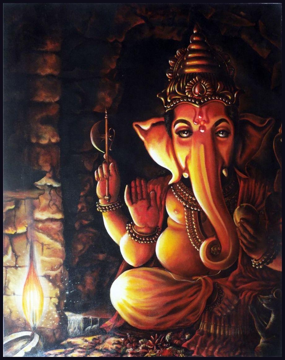 Best Lord Ganesha Vinayagar Pillaiyar Hd Images Wallpapers Ganesh Chaturthi 13 September 2018 Ganesha Painting Ganesha Art Lord Ganesha Paintings