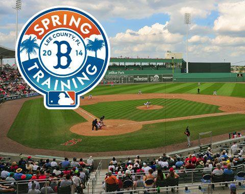 Boston Red Sox Spring Training Index Redsox Com Spring Training Jet Blue Park Fort Myers Spring Training Spring Training Baseball Florida Springs