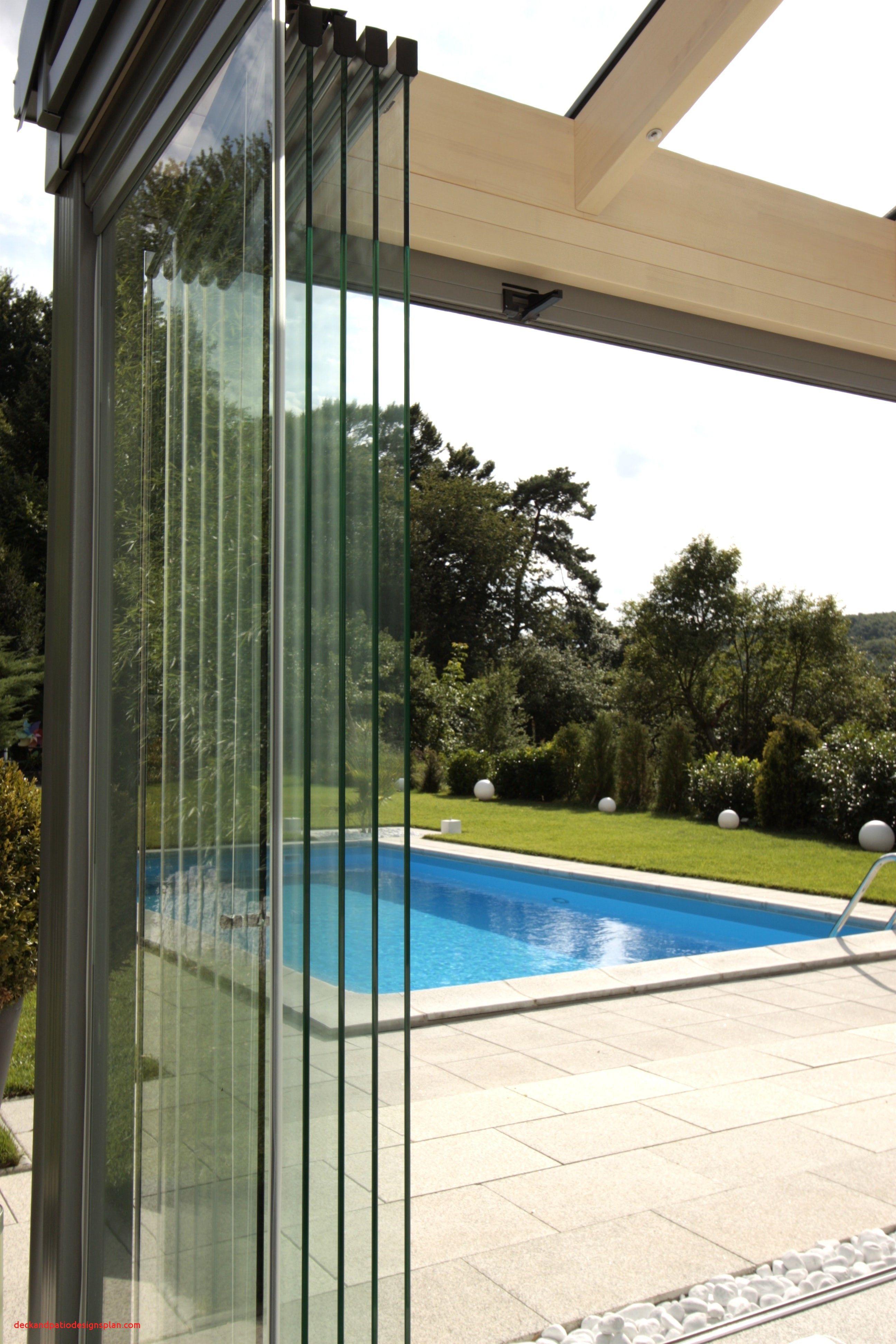 Ideen 45 Zum Windschutz Terrasse Glas Metall Windschutz Terrasse