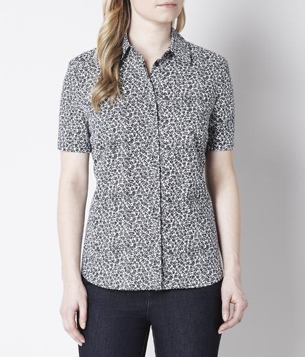 Austin Reed Ditsy Floral Shirt 28 Shirts Floral Print Shirt Printed Shirts