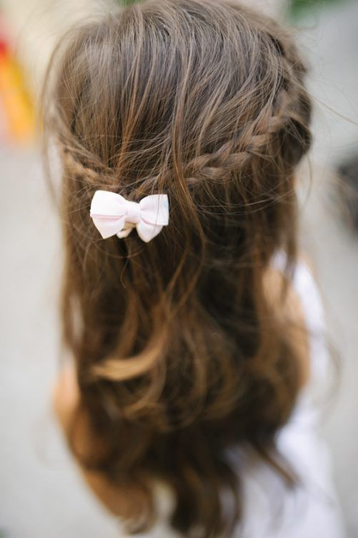 50 Stylish Hairstyles For Your Little Girl - Styling Tips ...50s Little Girl Hairstyles