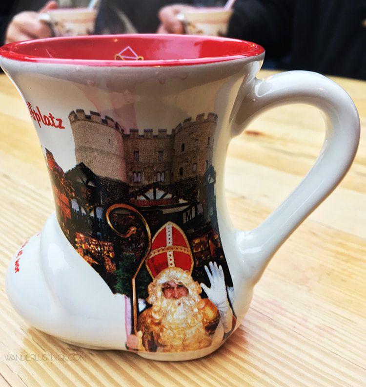 Free Walking Tour Of The Cologne Christmas Markets With Map Christmas Market Cologne Christmas Market Christmas