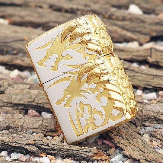 Zippo tribal dragon golden claw steroid responsive encephalopathy associated with autoimmune thyroiditis