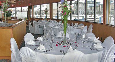 Portofino On The River Wyandotte Mi Many Diffe Private Rooms For Parties Showers Weddings And Rehearsal Dinners