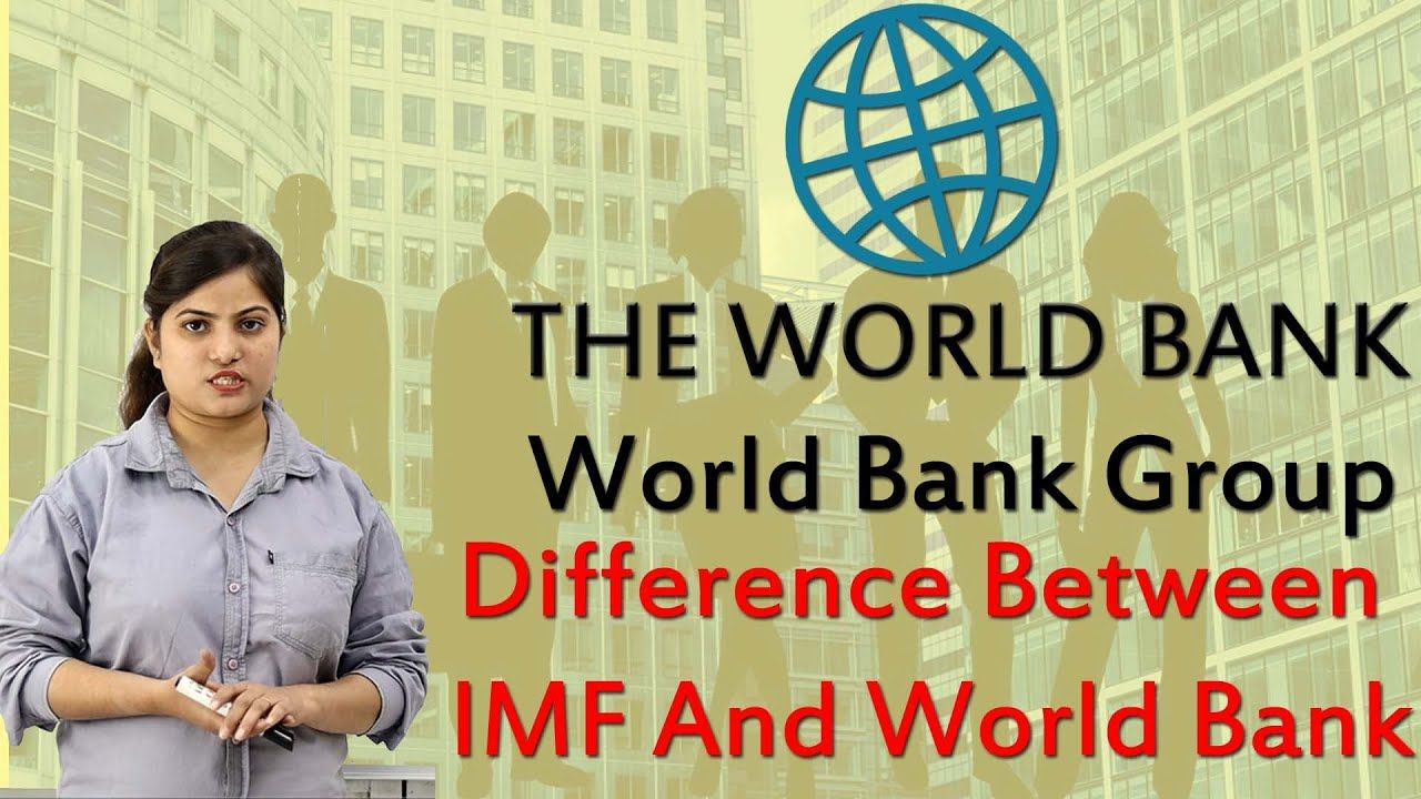 The World Bank Ibrd What The World World