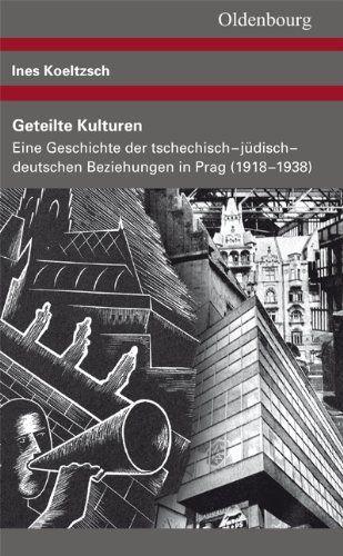 Ines Koeltzsch : Geteilte Kulturen: Eine Geschichte der tsechisch-jüdisch-deutschen Bezeihungen in Prag (1918-1938). München : Oldenbourg, 2012.
