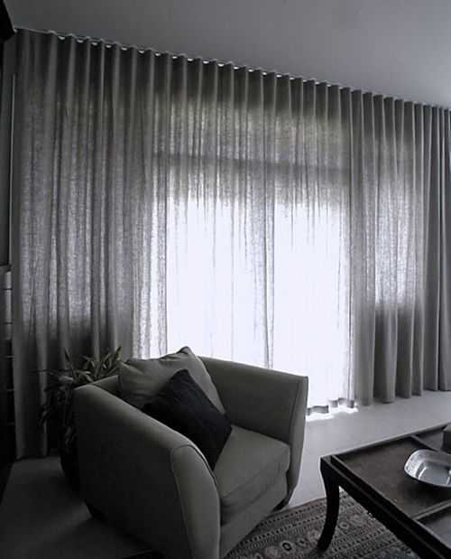 Different Kinds of Curtains for an Elegant look Bedroom