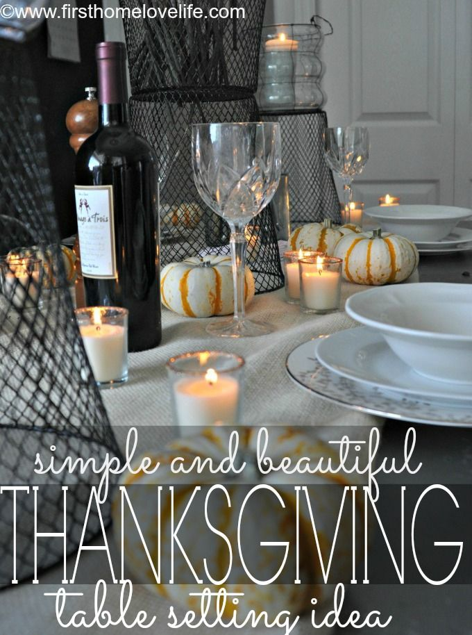 creating a casual fall tablescape christmas halloween arreglos rh ar pinterest com