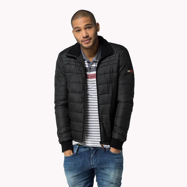 Hilfiger Denim Paco Lightweight Jacket tommy black (Black