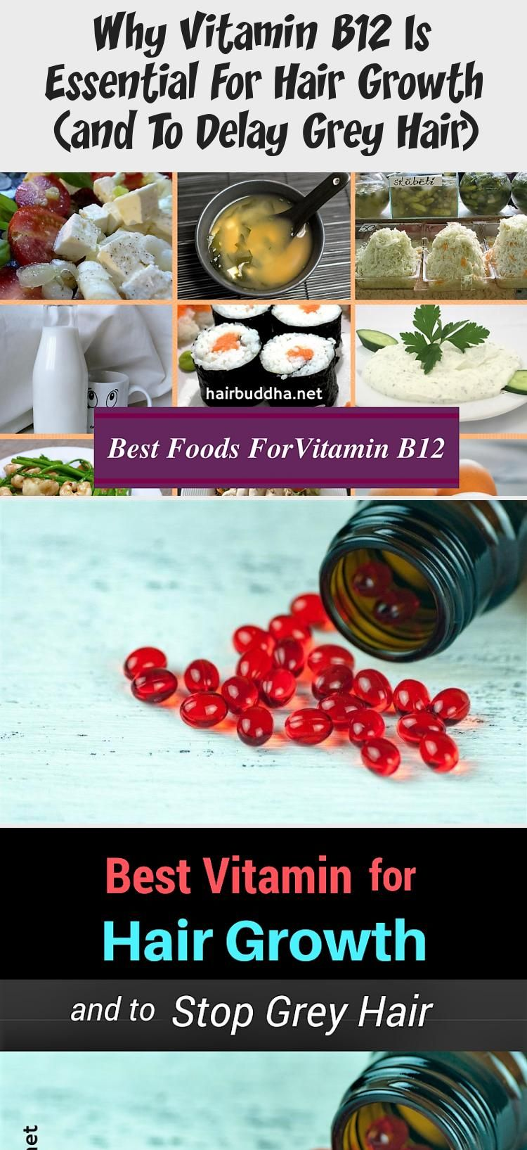 Hair Growth Vitamin B12 Benefits - These Will Be the 10 ...