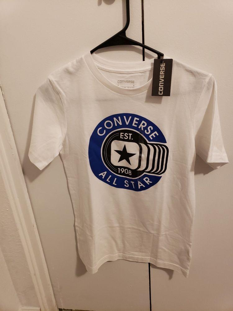 tee shirt converser 12 ans