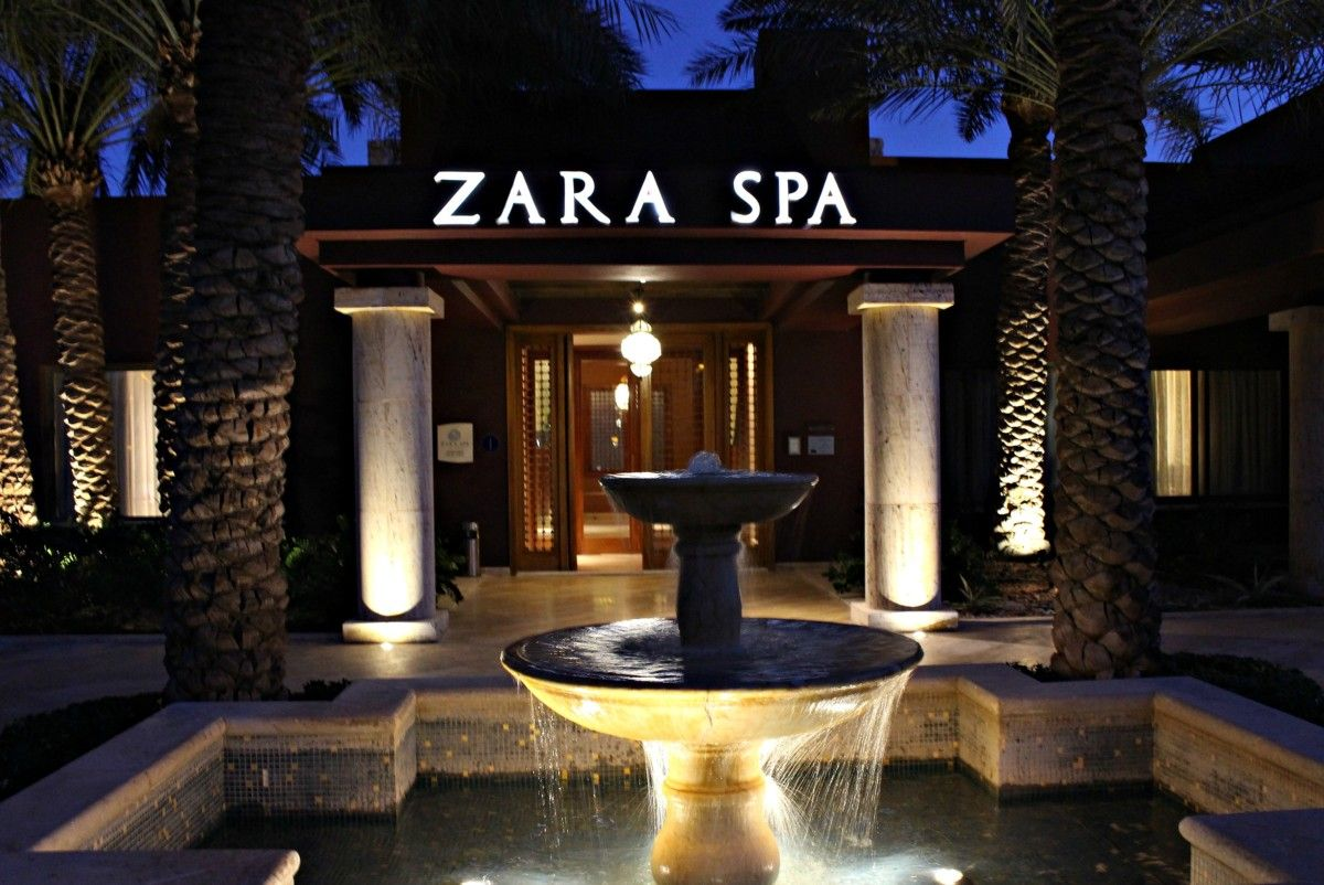 beauty new style look for Zara Spa Tala Bay Aqaba | Travel divas, Luxury travel, Spa