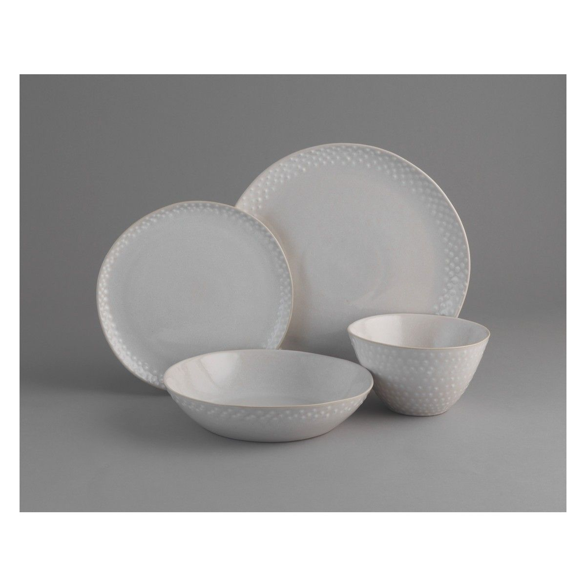All Tableware  sc 1 st  Pinterest : spotty dinner plates - pezcame.com