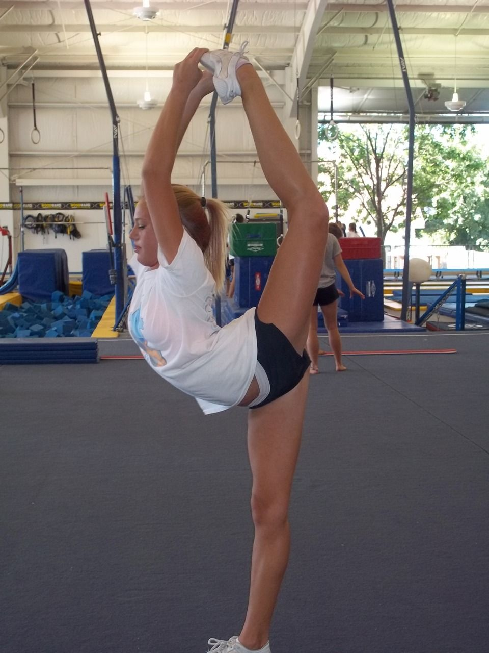 preteen stretch