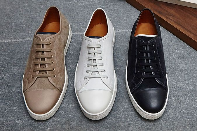 The Top Trends In Men's Trainers Right Now