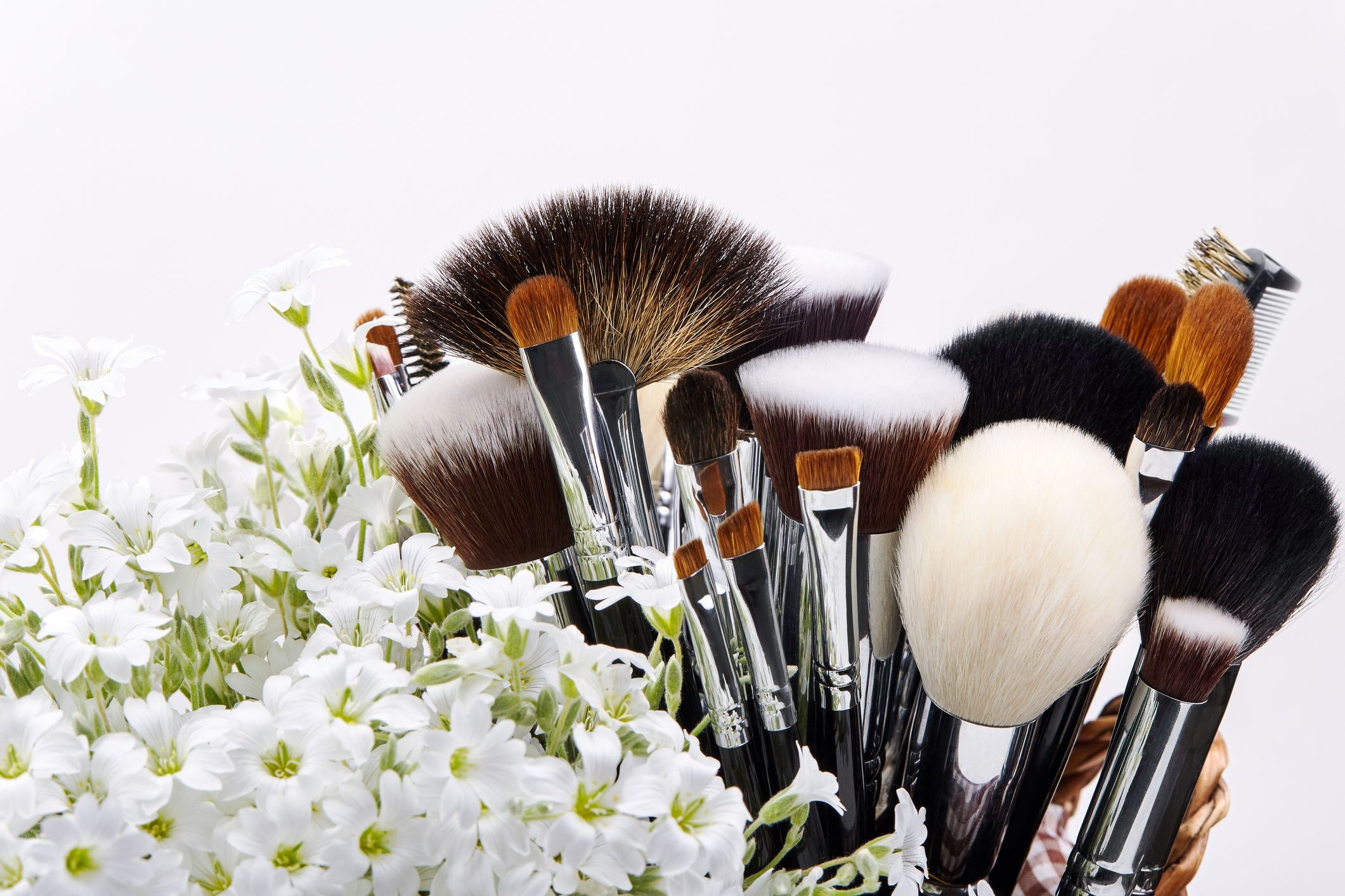How often do you give your makeup brushes a good clean? If