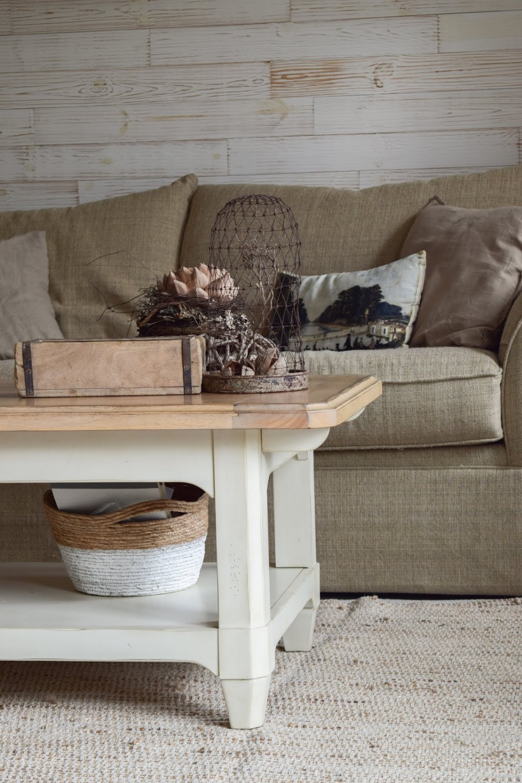 Wohnzimmer Ideen im Landhaus Stil einrichten. Deko Dekoideen