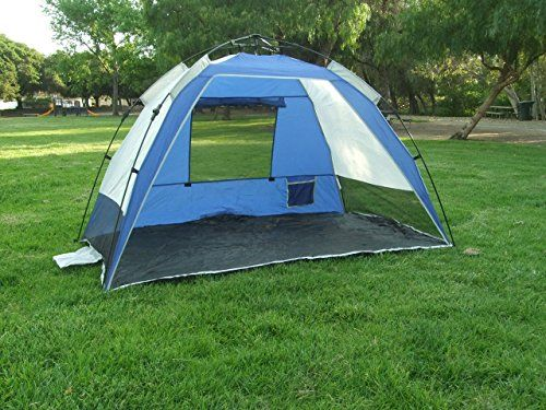 Genji Sports Instant Park and Beach SunShelter Ocean Blue -- Continue to the product at & Genji Sports Instant Park and Beach SunShelter Ocean Blue ...