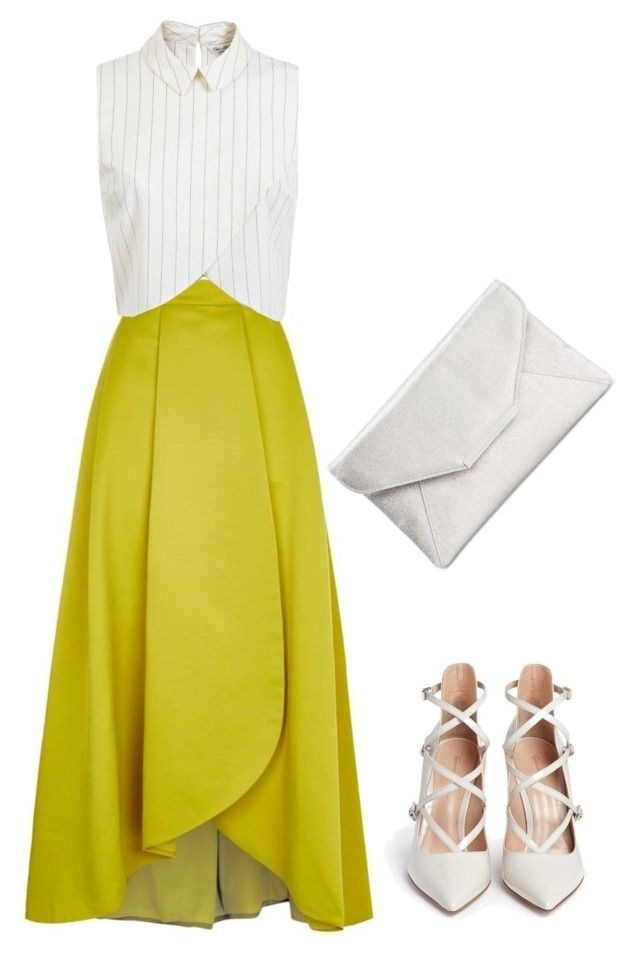 """""""Untitled #154"""" by preppybattle96 on Polyvore featuring Pinko, Miss Selfridge, Gianvito Rossi and Style & Co."""