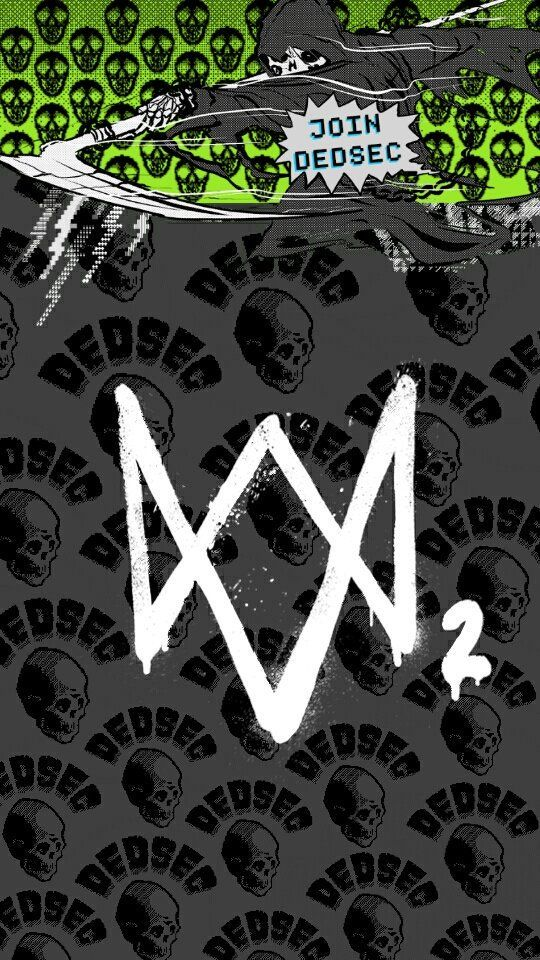 Watch Dogs 2 Phone Wallpaper
