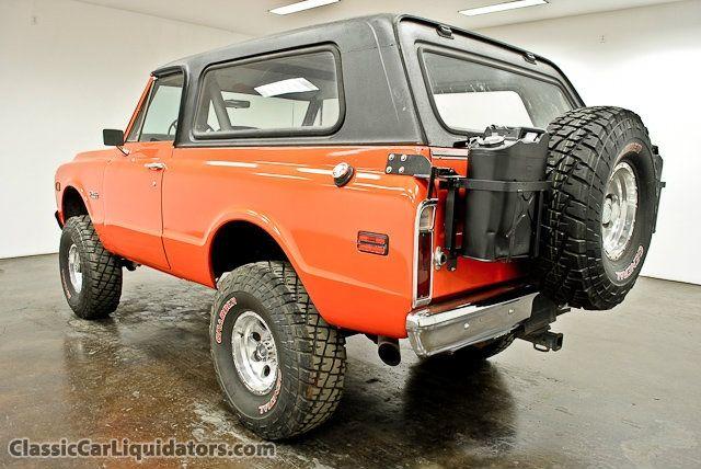 1972 Gmc Jimmy 4x4 Tke182f518801 Autos Motores Ruedas