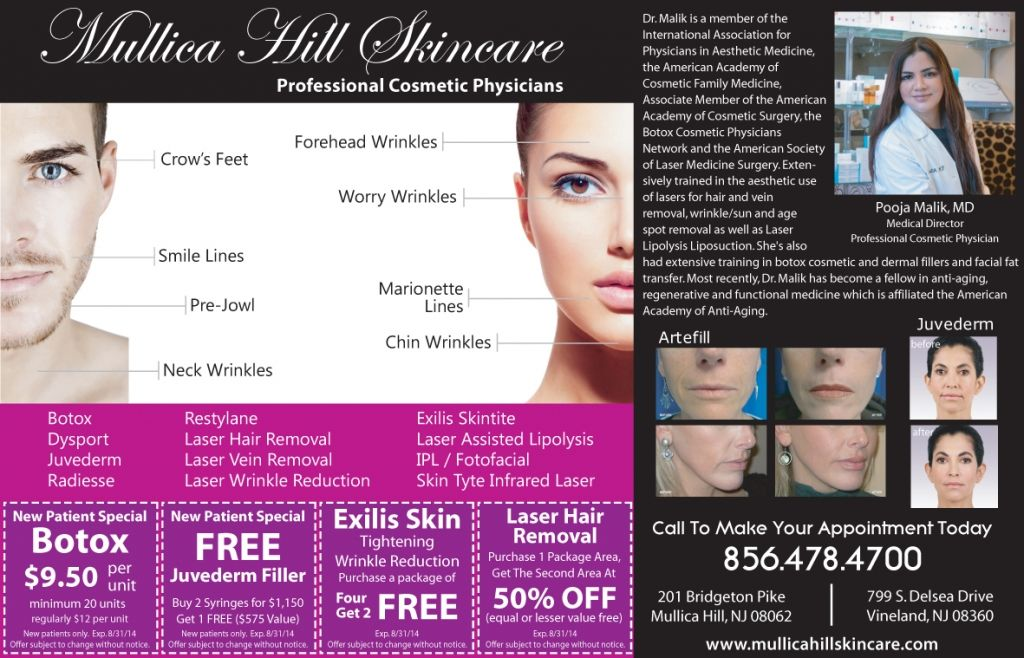 Mullica Hill Skin Care Our Town Magazine Our Town Magazine Aesthetic Medicine Cosmetic Medicine Skin Care