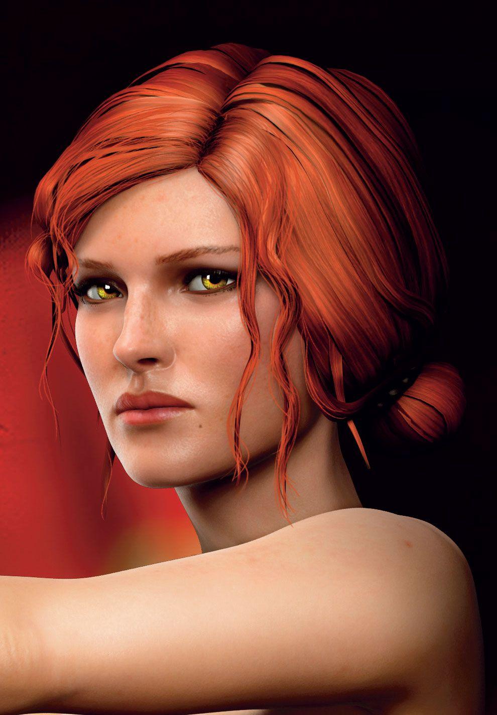 Impulse Gamer Interviews Triss Merigold (The Witcher