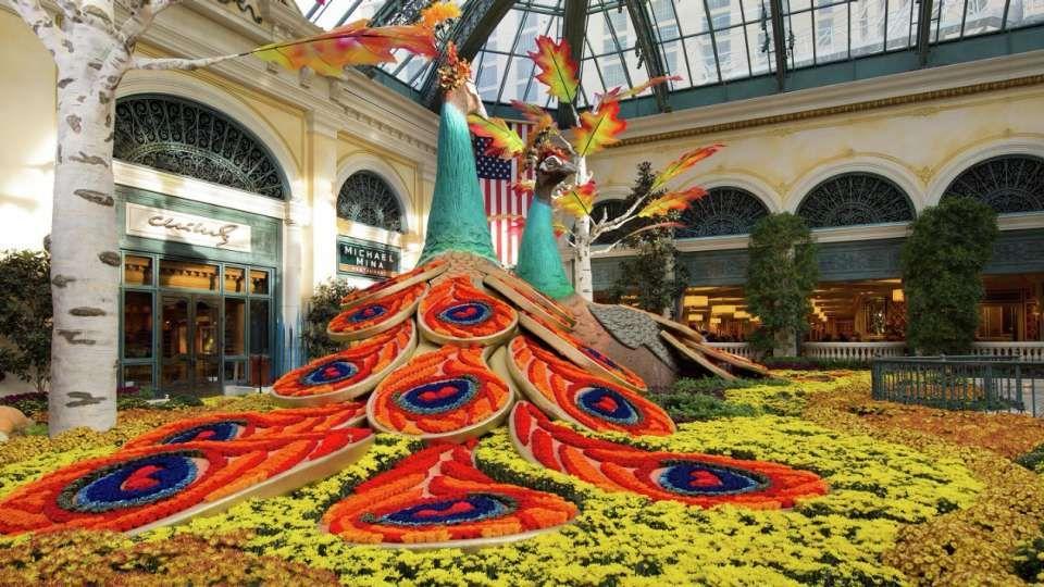 Conservatory & Botanical Gardens Bellagio Hotel & Casino