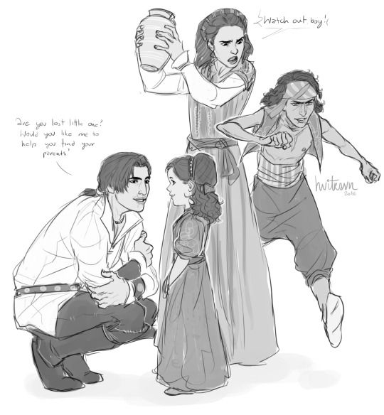 My Story Is One Of Many Thousands Fan Art Of A Young Ezio And