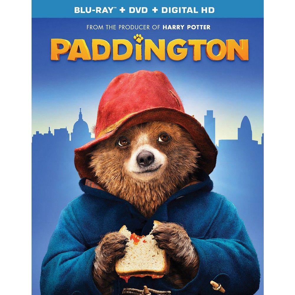 Paddington Blu Ray In 2021 Childrens Movies Paddington Paddington Bear