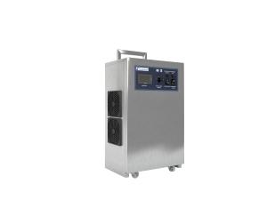 Generador Ozono Portátil. Recomendado para instalaciones en la industria alimentaria, en tratamiento de aguas y protección del medioambiente. Es una herramienta indispensable en la seguridad alimentaria, así como en los procesos industriales. http://www.cosemarozono.com/equipos-ozono/ozono-portatil/generador-ozono-portatil/