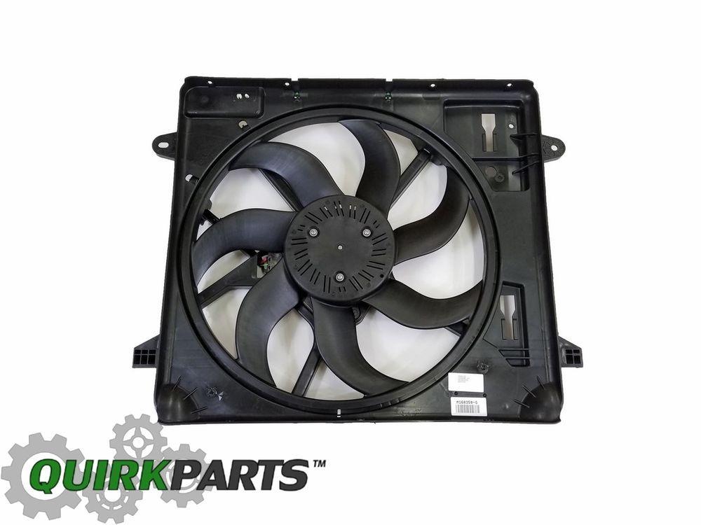 Details About New Oem Mopar Radiator Cooling Fan Module 2012 2016 Jeep Wrangler 68143894ab Jeep Wrangler 2017 Jeep Wrangler 2016 Jeep Wrangler