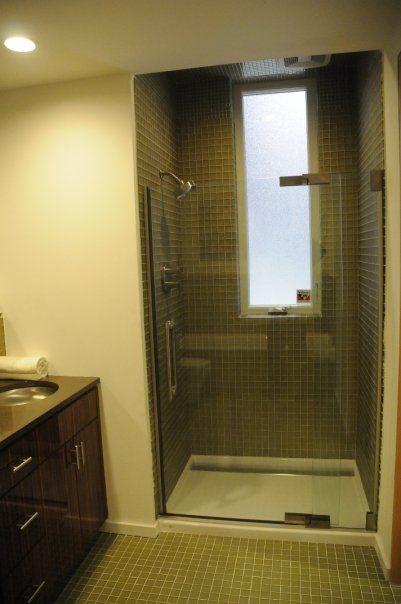 Frameless Glass Shower Door With Images Glass Shower Doors