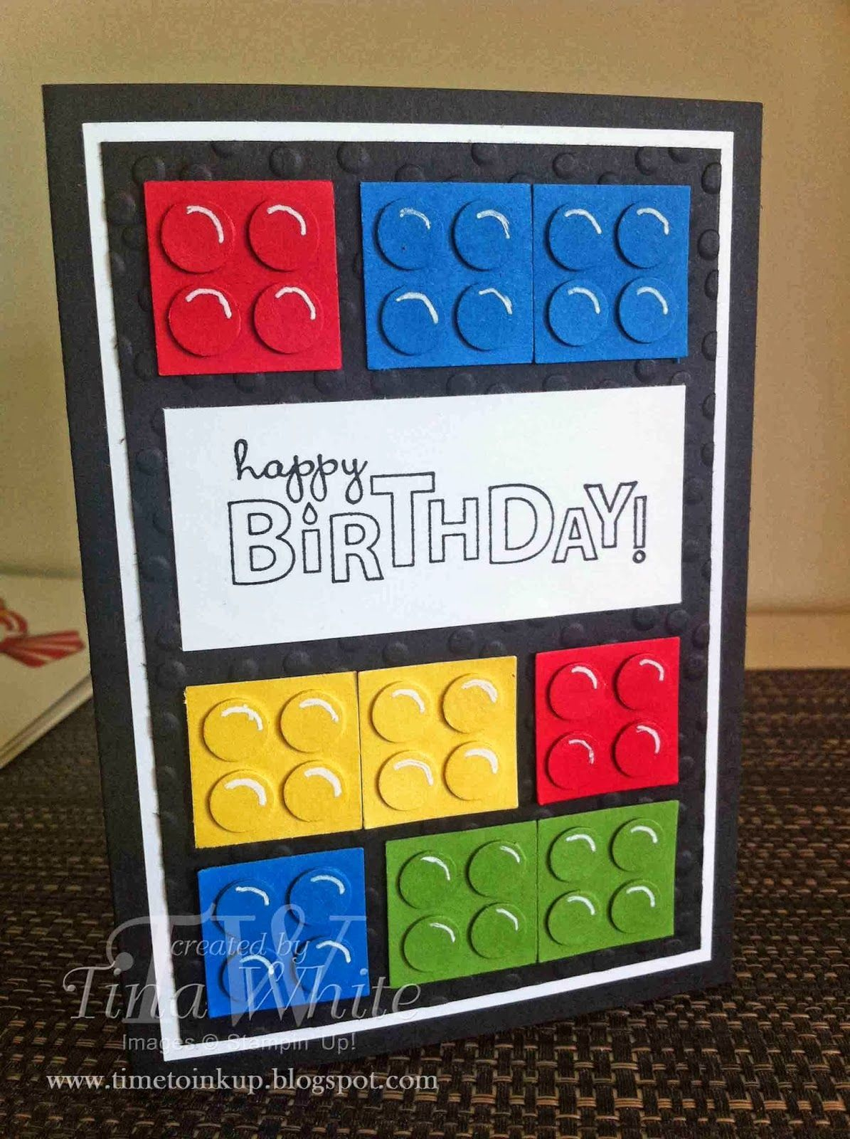 Image result for stampin up childrenus birthday cards kids cards
