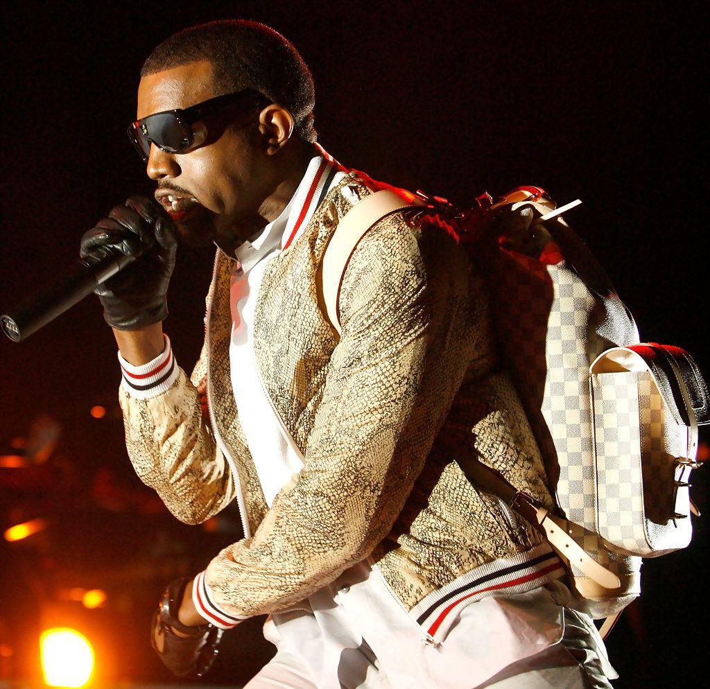 Kanye West Designer Backpack Designer Backpacks Baseball Jacket Kanye West