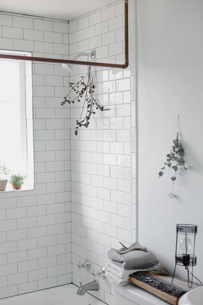 Diy Pipe Shower Curtain Rod.Pin On To Make