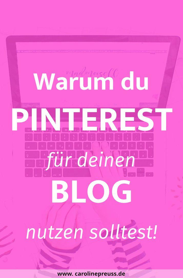 Pinterest Tipps: Warum du noch heute anfangen solltest ...