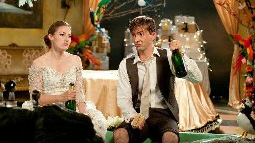 David in decoy bride