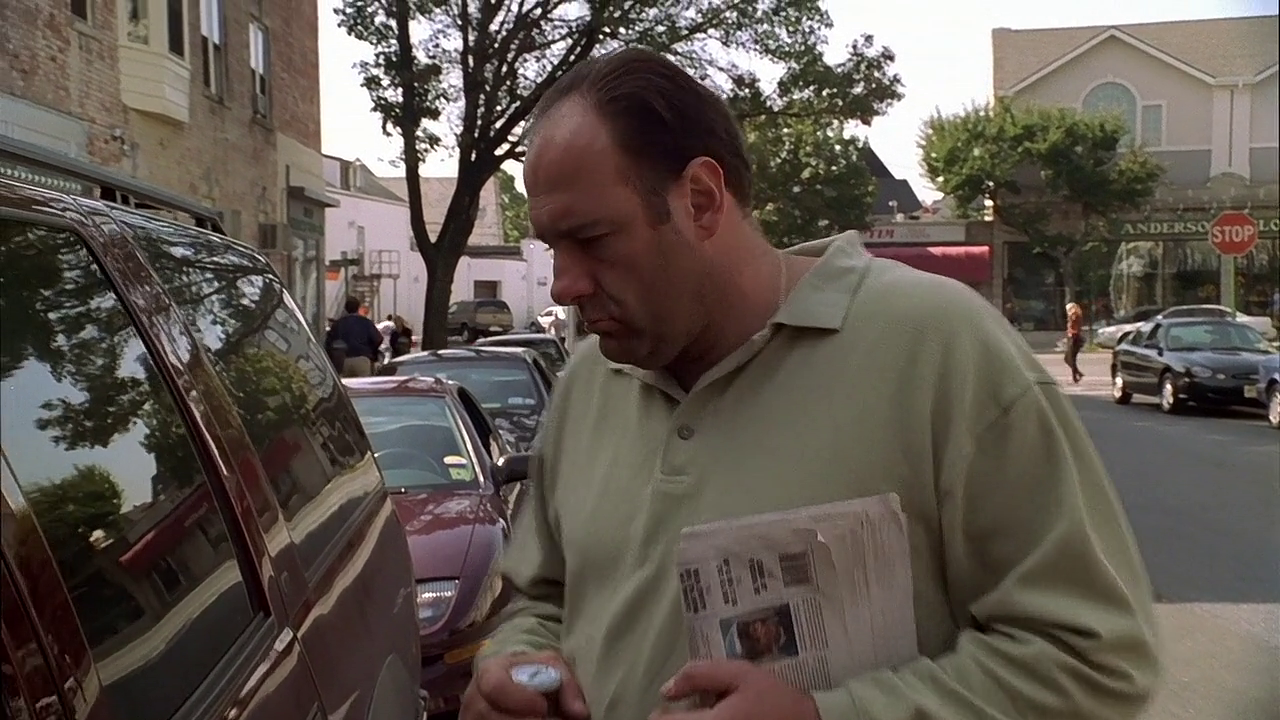 The Sopranos: Season 1, Episode 12 Isabella (28 Mar  1999