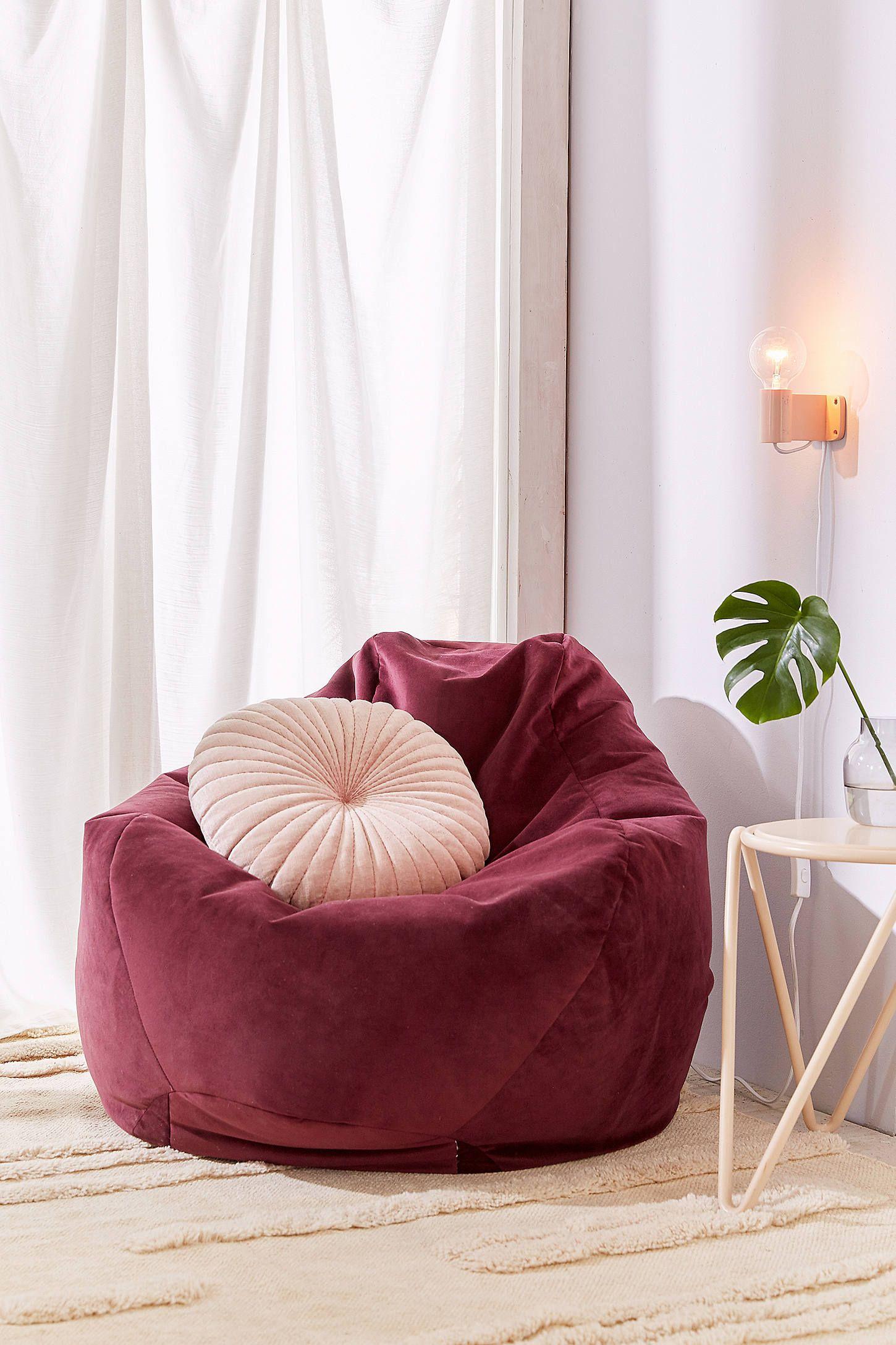 Noah Velvet Lounge Chair