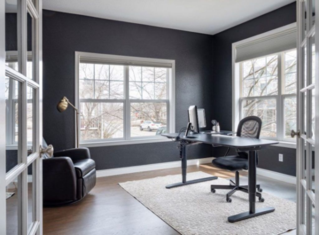 The Best Home Office Paint Colors - and Tips for ...
