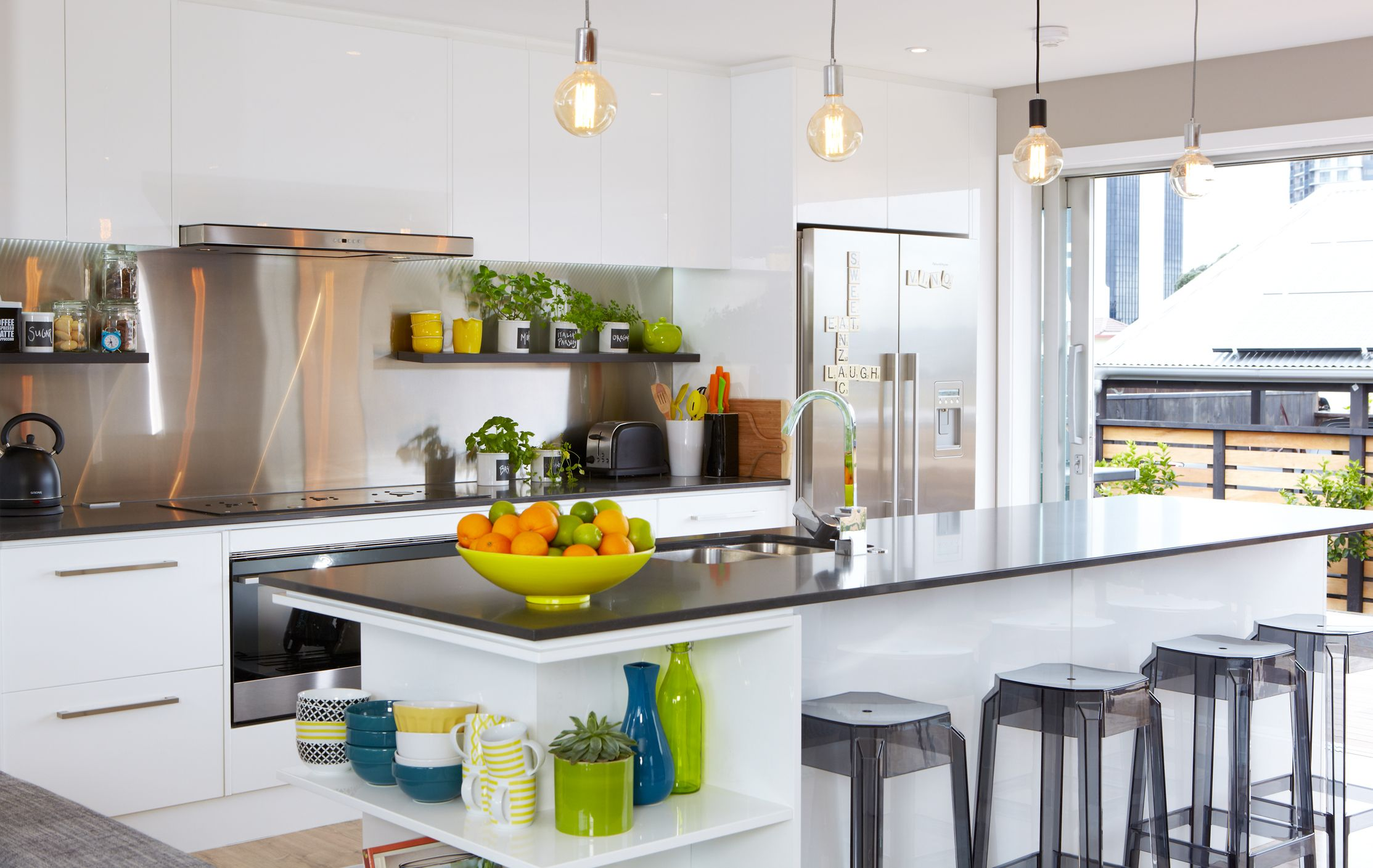 The Block Nz Libby & Ben's Kitchen  New Homes And Renovations Simple Nz Kitchen Design Decorating Design