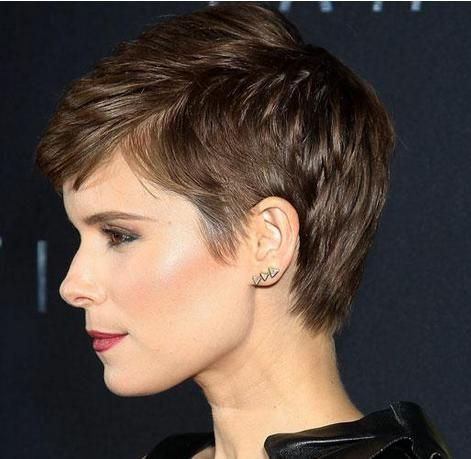 Pixie Hairstyles Glamorous Pixie Side View Mehr  Haircuts  Pinterest  Pixies Short Hair And