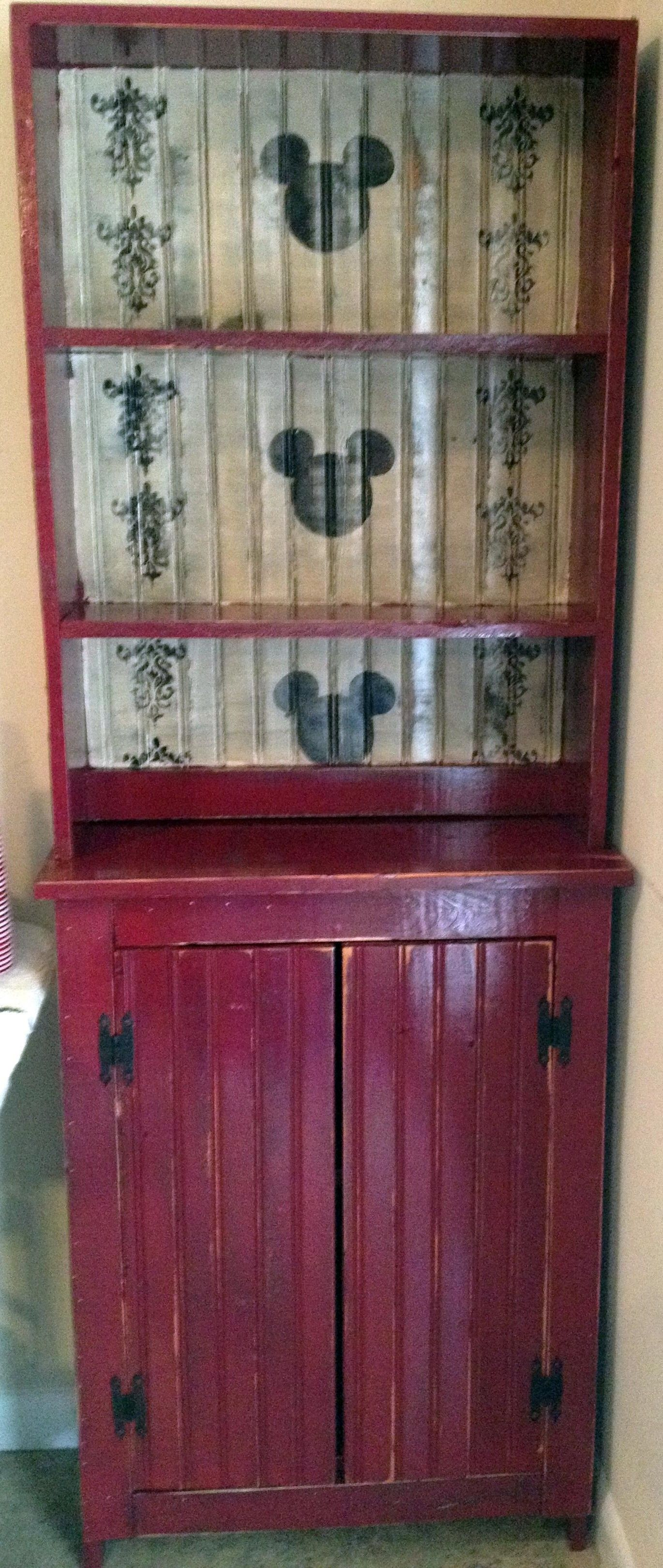 Mickey Mouse hutch. | My future home (disney ideas) | Pinterest | Mäuse