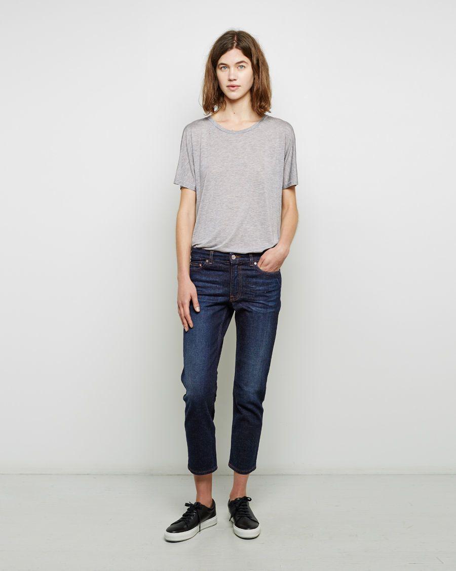 Acne Row Light Vintage Jean in Blue (Vintage Blue) | Lyst