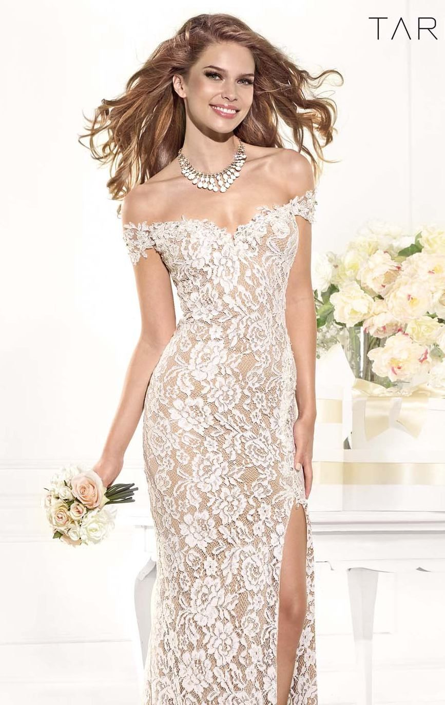 Sexy little lace dress tarik ediz wedding dresses in stock at luna