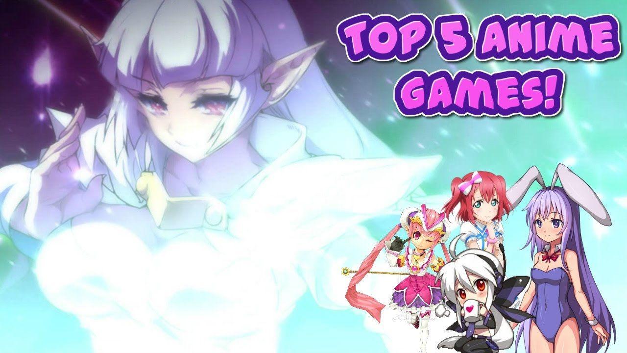 Top 5 Anime Steam Games! Top 5 anime, Anime, Image club