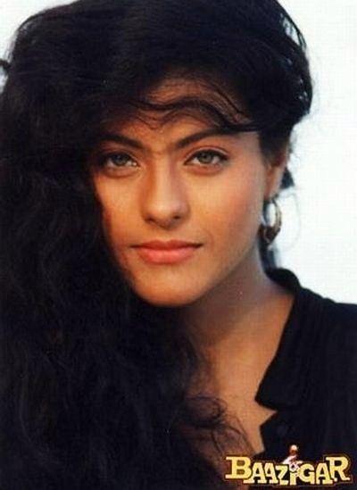 Kajol - Baazigar (1993)   Bollywood   Pinterest ... Baazigar Kajol