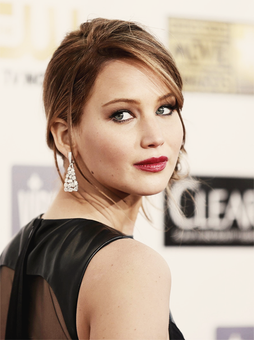 #Beauty #JenniferLawrence